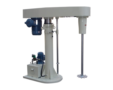 Hydraulic-high-speed-disperser