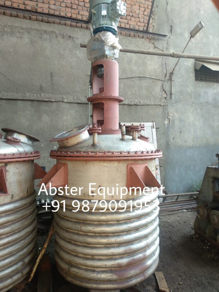 resin manufacturing plant