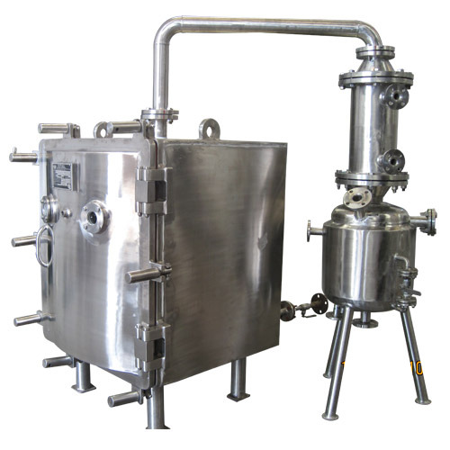 Vacuum Tray dryer - VTD