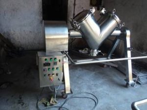 V shape Blender Mixer