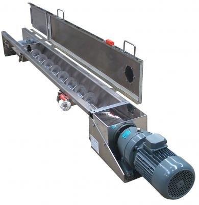 U-type-Spiral-Conveyor