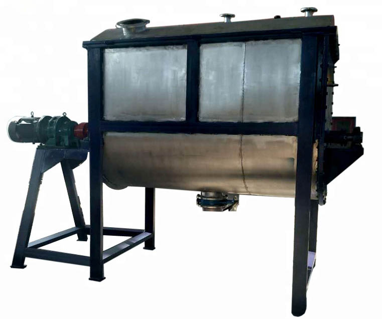 horizontal wall putty mixing machine , Wall Putty Ribbon Mixerwall putty mixing machine