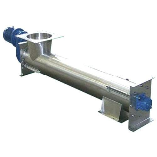 U type screw conveyor