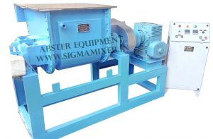 Sigma Mixer manufacturer in Mumbai