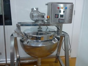 starch-paste-kettle