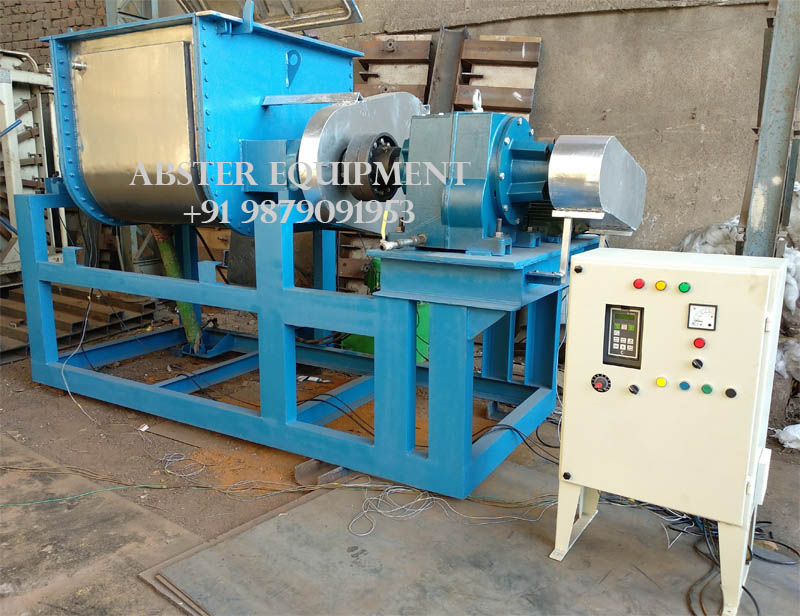 Polyester Putty Mixer Hydraulic Tilting Dual Z Blades Mixer